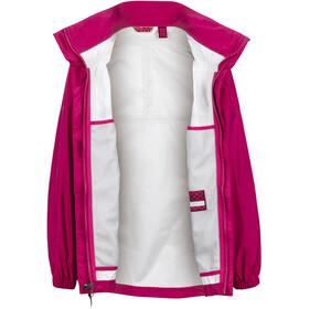 Marmot PreCip Jacket Mädchen sangria